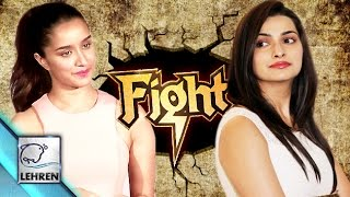 Shraddha Kapoor-Prachi Desai's BIG FIGHT On Rock On 2 Sets