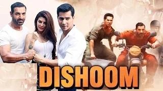 John Abraham, Jacqueline Fernandez & Varun Dhawan Talk About 'Dishoom'