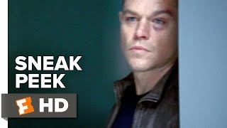 Jason Bourne Official Sneak Peek 1 (2016) - Matt Damon, Alicia Vikander