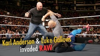 What you need to know about Karl Anderson & Luke Gallows