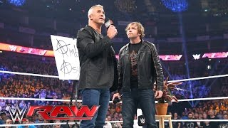 The Ambrose Asylum with special guest Shane McMahon: Raw, April 18, 2016