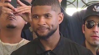 Usher's Havana Experience