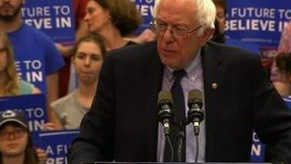 Sanders Looks Past NY, Eyes Pennsylvania