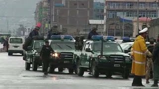 Taliban attack kills dozens in Kabul: Taliban Kabul Attack
