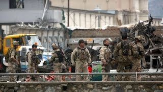 Dozens killed in Taliban attack on Kabul: Taliban Kabul Attack