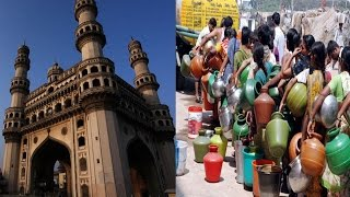 Water emergency in Hyderabad, water supply once in two days