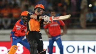 IPL 2016 - Gujarat Lions vs Sunrisers Hyderabad - Sunrisers Hyderbad Win By 10 Wickets