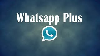 [Hindi] How To Download Whatsapp Plus For Free 2015