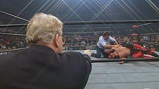Syxx vs. Rey Mysterio: WCW Monday Nitro, April 21, 1997 on WWE Network