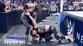 Dolph Ziggler vs. Baron Corbin: SmackDown, April 21, 2016