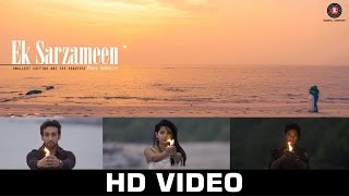 Ek Sarzameen - Official Music Video - Anjana Ankur Singh - Nandini Shrivastava & Vicky Chelani