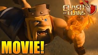 Clash of Clans Movie - Full Animated Clash of Clans Movie Animation!