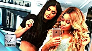Kylie Jenner & Blac Are FRIENDS!! - Hypocrite Alert!!