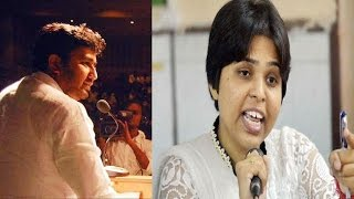 Shiv Sena leader Haji Arafat slams Trupti Desai on entering Haji Ali