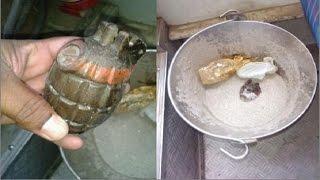 Hand grenade found in Varanasi Court
