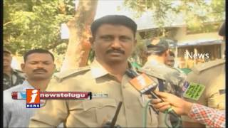 All Arrangements Done for Constable Exam in Warangal - iNews
