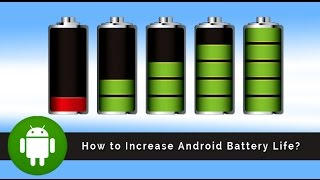 How To Increase Android Phone Battery Life With/Without Root (2 Ways) 2015 [Hindi] - TechnicalKing