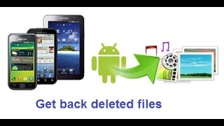 How To Recover Any Deleted Files From Android Phone 2015 [Hindi] - TechnicalKing