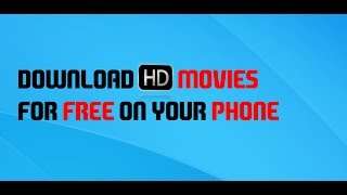 How To Download Full HD Movie on Your Android Phone 2015 [Hindi] - TechnicalKing