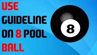 How To Use Guideline in 8 Pool Ball (Root Required) 2015 [Hindi] - TechnicalKing