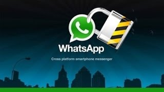 How To Lock Your Whats App - SECURELY