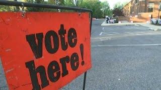 Voters Head to Polls in Northeast Primaries