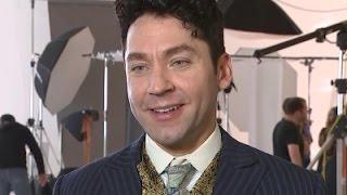 'Houdini and Doyle' Stars Get Camera Shy