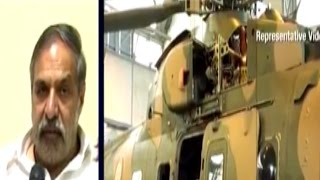 Congress Rejects Allegations on Augusta Westland VVIP Chopper Scam