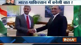 Foreign Secretary Level Talks Between India-Pakistan Begins in New Delhi