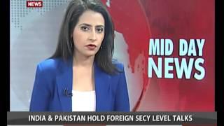 India and Pakistan hold Foreign secretary level talks