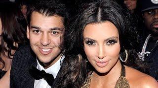 Blac Chyna, Rob Kardashian, & Kim Kardashian Make Peace Over Beverly Hills Brunch