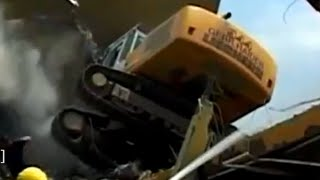 Top 10 Most The Amazing Excavator Accidents And Stuck In Mud Extreme