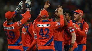 Pune vs Gujrat Lion 25th Match - IPL 2016