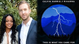 Calvin Harris & Rihanna Tease Preview Of Their Collab 'This Is What You Came For'
