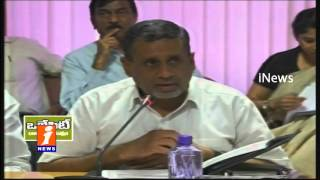 KCR Meeting With Collectors Over Drought in Telangana  iNews