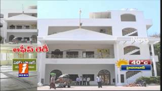 Chandrababu Decided To Launch Party Office in Thullur - iNews
