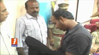 Police Arrested Nampally Express Apartment Thief - iNews