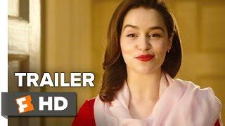 Me Before You Official Trailer 2 (2016) -  Emilia Clarke, Sam Claflin