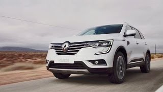 2016 Renault Koleos - Design and Driving
