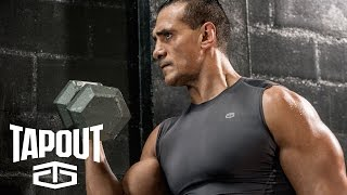 Alberto Del Rio's lifelong training journey, powered by Tapout