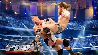 19 knee strikes you need to see WWE Fury