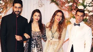 Bipasha Basu & Karan Singh Grover's Wedding RECEPTION  UNCUT VIDEO