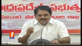 Palle Raghunatha Reddy writes Letter to Sushma Swaraj on Gulf Victims  iNews