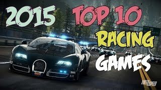 Top 10 Racing Games 2015 - Chop Busters