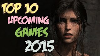 TOP 10 UPCOMING GAMES 2015 HD - Chop Busters