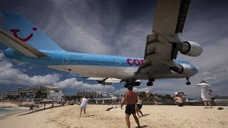 Top 10 Most Dangerous And Amazing Airports In The World With Landings - Chop Busters