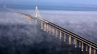 Top 10 Amazing Bridges Around the World - Chop Busters