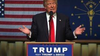 Trump Mocks Cruz-Kasich Deal on Eve of Ind. Vote