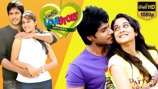 Routine Love Story Full Movie  Regina Cassandra, Sundeep Kishan  Full HD