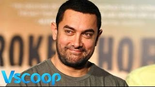 What's Next For Controversial Aamir khan? #VSCOOP